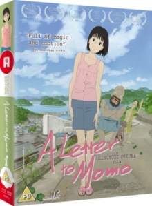 A   Letter to Momo, Blu-ray BluRay