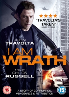I Am Wrath, DVD DVD