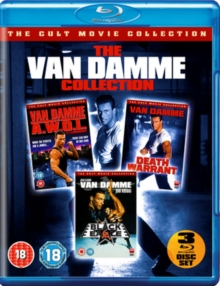 The Van Damme Collection, Blu-ray BluRay