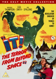 It! The Terror from Beyond Space, DVD DVD