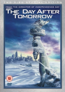 The Day After Tomorrow, DVD DVD