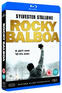 Rocky Balboa, Blu-ray  BluRay