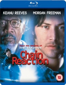 Chain Reaction, Blu-ray  BluRay