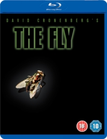 The Fly, Blu-ray BluRay