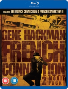 The French Connection/French Connection II, Blu-ray BluRay