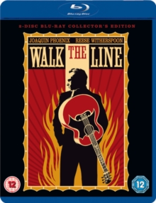 Walk the Line, Blu-ray  BluRay