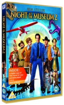 Night at the Museum 2, DVD  DVD