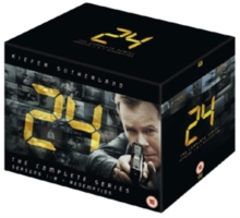 24: The Complete Series - Seasons 1-8 and Redemption, DVD  DVD