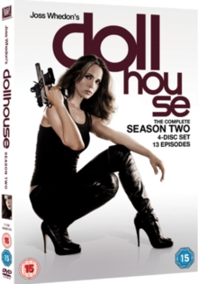 Dollhouse: Season 2, DVD  DVD