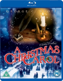 A   Christmas Carol, Blu-ray BluRay