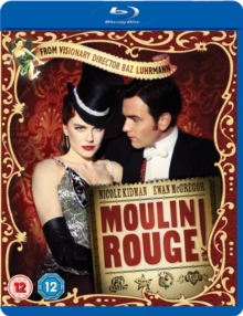 Moulin Rouge, Blu-ray  BluRay