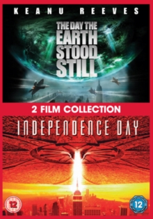 The Day the Earth Stood Still/Independence Day, DVD DVD