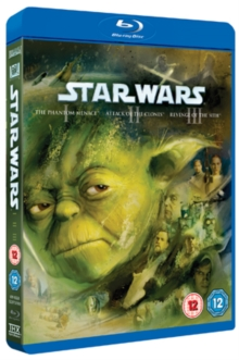 Star Wars Trilogy: Episodes I, II and III, Blu-ray  BluRay