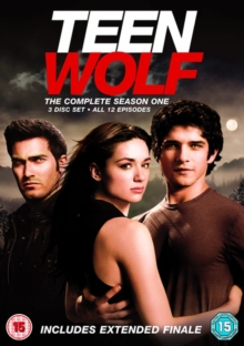 Teen Wolf: The Complete Season One, DVD DVD