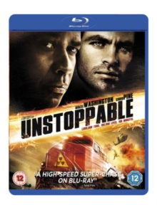 Unstoppable, Blu-ray  BluRay