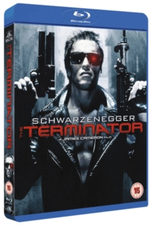 The Terminator, Blu-ray BluRay