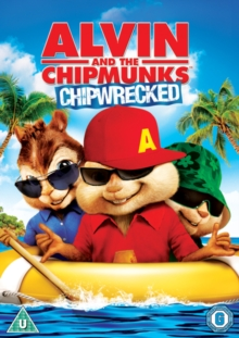 Alvin and the Chipmunks: Chipwrecked, DVD  DVD