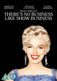 There's No Business Like Show Business, DVD  DVD