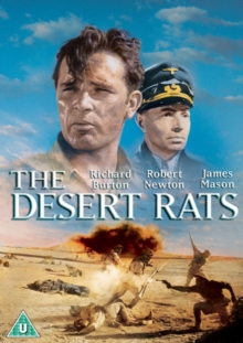 The Desert Rats, DVD DVD