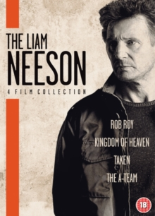 Liam Neeson: Collection, DVD  DVD