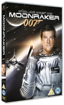 Moonraker, DVD  DVD