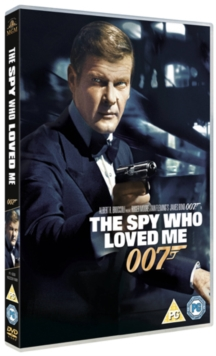 The Spy Who Loved Me, DVD DVD