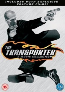 The Transporter/Transporter 2, DVD DVD