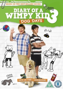 Diary of a Wimpy Kid 3 - Dog Days, DVD  DVD