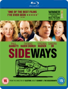 Sideways, Blu-ray  BluRay