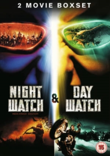 Night Watch/Day Watch, DVD  DVD