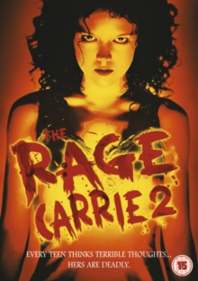 The Rage - Carrie 2, DVD DVD