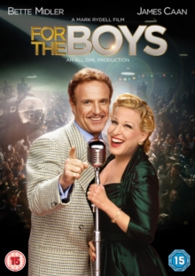 For the Boys, DVD  DVD
