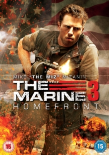 The Marine 3 - Homefront, DVD DVD
