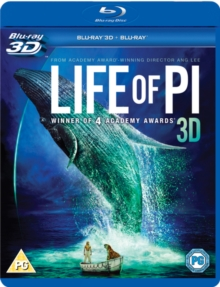Life of Pi, Blu-ray  BluRay