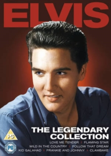 Elvis Presley: The Legendary Collection, DVD  DVD