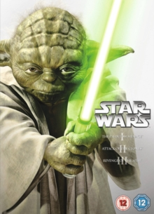 Star Wars Trilogy: Episodes I, II and III, DVD  DVD