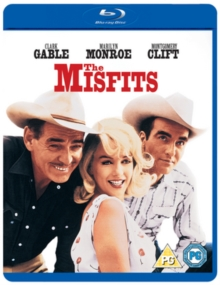 The Misfits, Blu-ray BluRay