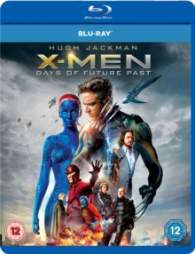 X-Men: Days of Future Past, Blu-ray  BluRay