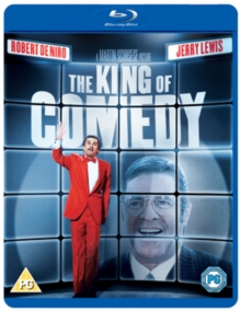 The King of Comedy, Blu-ray BluRay