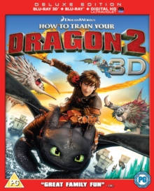 How to Train Your Dragon 2, Blu-ray  BluRay