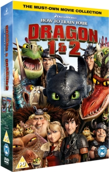 How to Train Your Dragon/How to Train Your Dragon 2, DVD  DVD