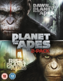 Rise of the Planet of the Apes/Dawn of the Planet of the Apes, Blu-ray  DVD