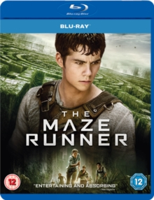 The Maze Runner, Blu-ray BluRay