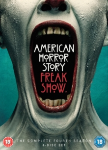 American Horror Story: Freak Show - The Complete Fourth Season, DVD DVD