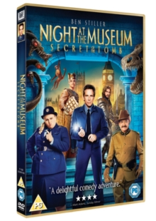 Night at the Museum 3 - Secret of the Tomb, DVD  DVD