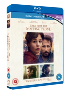 Far from the Madding Crowd, Blu-ray  BluRay