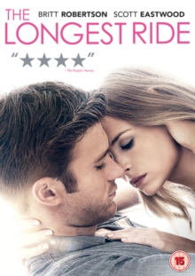 The Longest Ride, DVD DVD