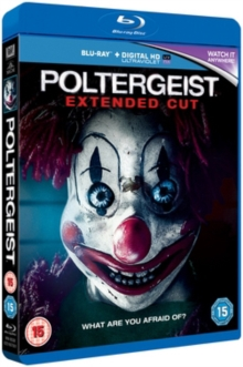 Poltergeist: Extended Cut, Blu-ray  BluRay