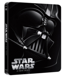 Star Wars Episode IV - A New Hope, Blu-ray  BluRay