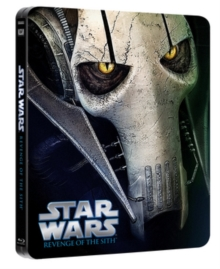 Star Wars Episode III - Revenge of the Sith, Blu-ray  BluRay